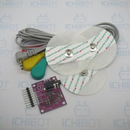 AD8232 Heart Rate ECG Monitor Modul