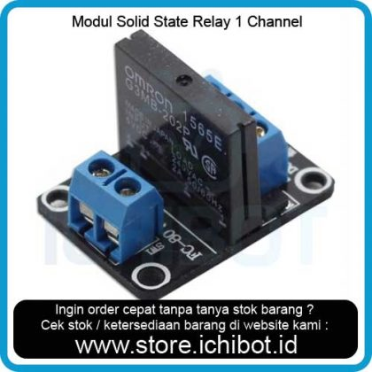 Modul Solid State Relay 1Ch 1 Channel