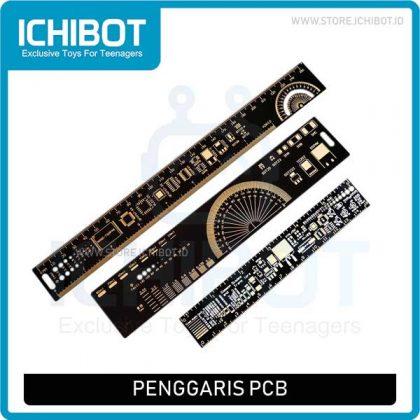 Penggaris Desain PCB Panjang 20cm